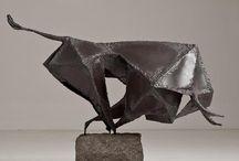 BULLS (sculptures inspiration)