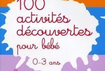 activités pour bébés