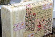 suitcases craft