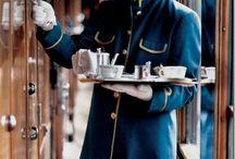 vlaky / parní, Orient Express