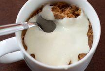 Mug cakes / by Belinda Herbert