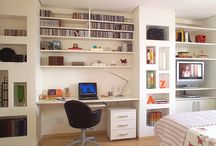 Home Office / by Yvonne Bosquez