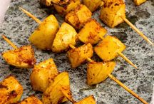 Summer Grilling with Potatoes