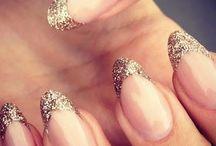 make up and nails !