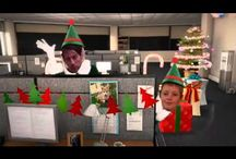 Funny Family Christmas Video - Humor Christmas Video  / Just wanted to share this Christmas funny video there are some of my family members in the Christmas video really hope you like it why not share with your friends please do add your comments / by Handmade Greeting Cards Online UK