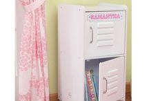 Personalized Toy & Book Storage