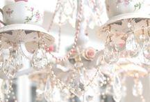 I See The Light, Lamps & Hanging Lights / by Chellene Morrison
