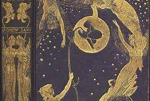 antique books & fairytales