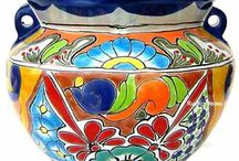 mexicoi keramiak, nepművészet  mexican ceramics, popular art