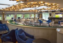 The Queen of Europe's Rivers: Crystal Mozart / A glimpse into the luxurious world of Crystal Mozart! / by Crystal Cruises