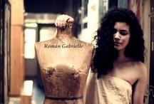 ROMÁN GABRIELLA FASHION DESIGNER / ROMÁN GABRIELLA FASHION DESIGNER