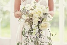 Rustic Vintage Shabby Chic Wedding Flowers Bouquet
