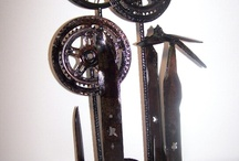 My Art - metal sculptures