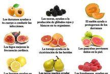 Frutas / Nutrición y beneficios de las frutas