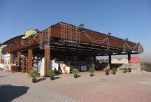 Supermercato a Vigevano (PV) / Supermercato con struttra in legno a Vigevano (PV) www.marlegno.it