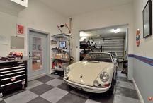 Garage / Nice garages I'd like to own ...