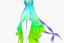 Anime fashion cloths