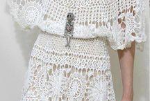 Moda Crochê