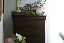 """""""...Shades of Gray"""" / Gray paint colors for interior rooms"""