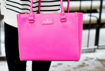 Bags & Pochettes / by Samantha Fuller