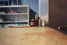 William Eggleston /  The color photography of William Eggleston