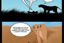 Lion King Huntingdon Lesson