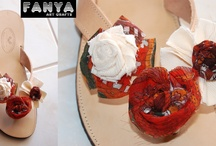 Handmade sandals * Fanya Art Crafts
