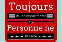 phrases en français