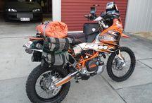 Ktm 690 Rally Raid