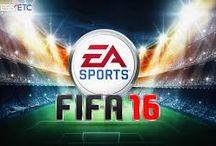 Stickers chambre FIFA 16