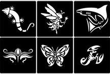 Татуировка трафареты