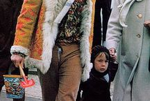 John.. Julian and Mimi 1967 ♥