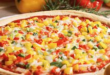 Main Dishes: Pizza