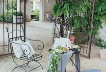 Table Set Ups - Destination Wedding Styling For Outdoor Wedding