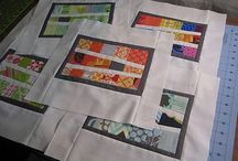 modern quilts and blocks / by Margy Merle