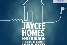 #JayceeGoGreen / This board talks about different eco-friendly measures that Jaycee Homes supports for a better future.