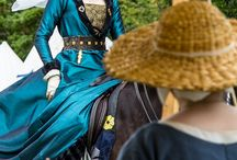 historic fashion - medieval