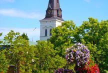 Värmland och Dalsland / Platser jag varit på i Värmland och Dalsland. Karlstad har Vi bott i ½år. 2015 15 jan till 28 maj Strandvägen 31.
