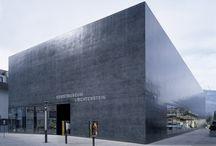 Architecture - exteriors
