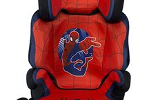 KidsEmbrace Boosters / KidsEmbrace™ Fun-Ride™ Backless Booster car seats are safe and offer something that others can't – Fun. As your child gets older, the ordinary plaid or bland color car seats become less and less exciting to them. Let them have a little fun with designs that include some of their favorite heroes and role models.