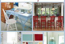 Cottage colours