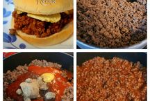 College foods