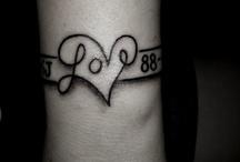 Tattoos / by Ashley Schow