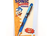 Sonic at Home / Sonic the Hedgehog goodies for your home!