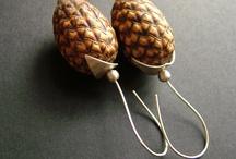 cone earring
