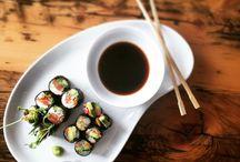 Sushi low carp