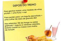 Dieta Pós Treino