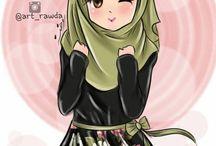 Hijab Chibi