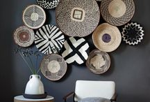 African influence decor