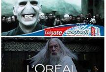 Harry Potter memy
